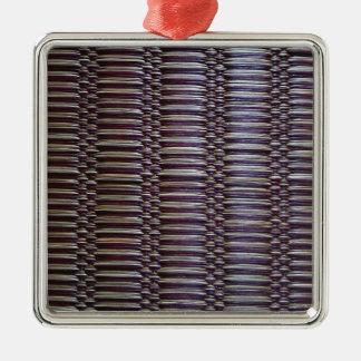 japanese rush carpet metal ornament