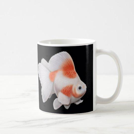 Japanese Ryukin Goldfish Mug