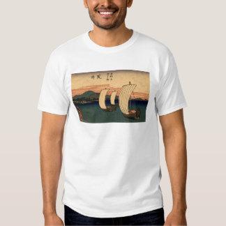 Japanese Sailing Ships Tshirt
