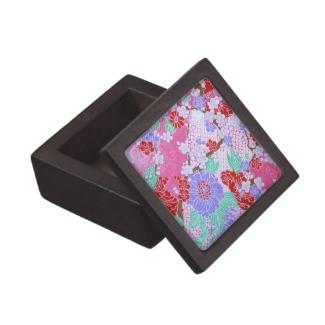Japanese Sakura Pattern Gift Box