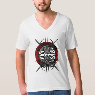 Japanese Samurai Blood Enso T-Shirt