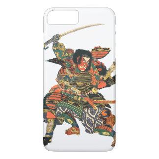 Japanese Samurai Fighting iPhone 8 Plus/7 Plus Case