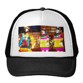 Japanese samurai Lanterns Trucker Hat