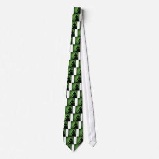 Japanese Samurai Neck Tie