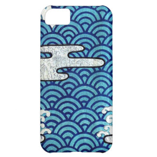 Japanese Sea and Clouds iPhone 5C Cases