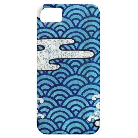 Japanese Sea and Clouds iPhone SE/5/5s Case