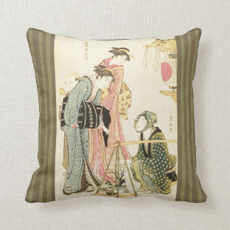 Japanese Sellers Pillow Cushion