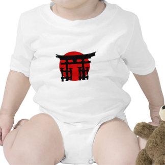 Japanese Shinto Shrine Shirt