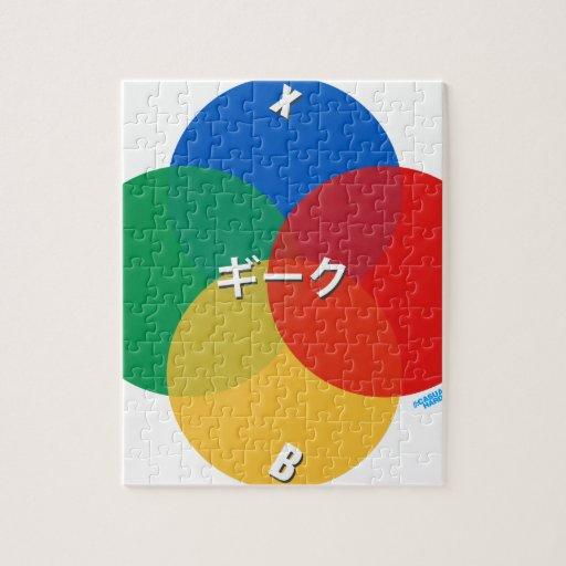 Japanese Snes Geek Puzzle