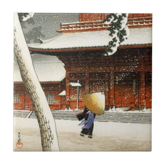 Japanese Snow Tile
