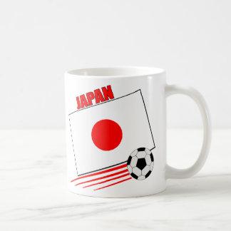 Japanese Soccer Team Coffee Mug