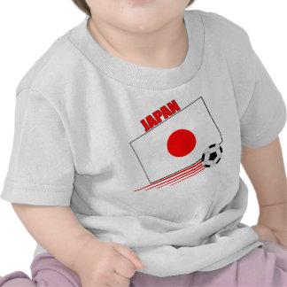Japanese Soccer Team Tee Shirt