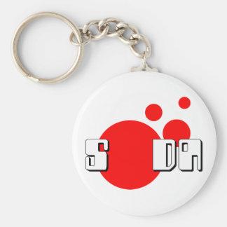 Japanese SODA Keychain