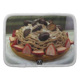 Japanese Spaghetti & Strawberry Cake Folio Planners