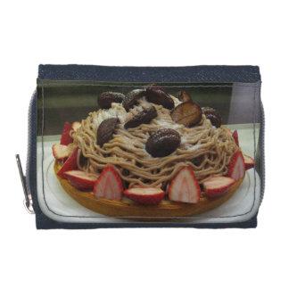 Japanese Spaghetti & Strawberry Cake Wallets