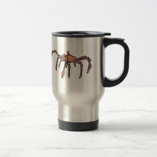 Japanese Spider Crab Travel Mug