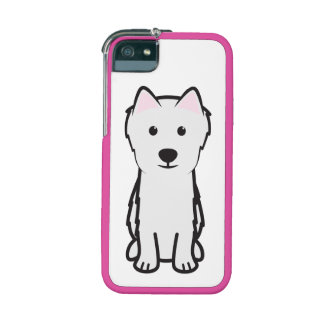 Japanese Spitz Dog Cartoon Case For iPhone 5