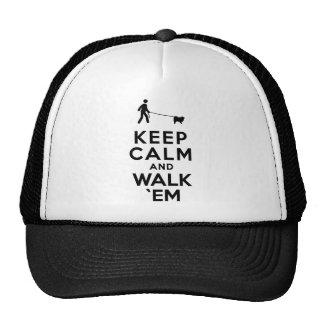 Japanese Spitz Trucker Hat