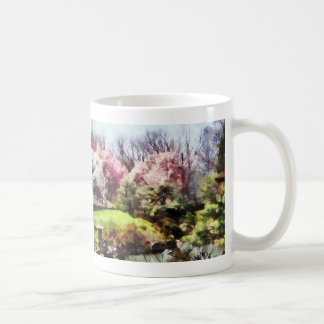 Japanese Spring Coffee Mug