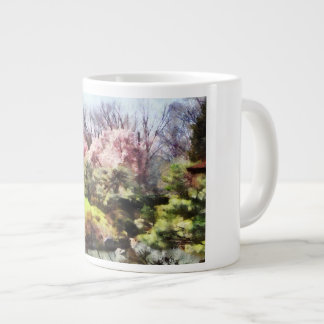 Japanese Spring Giant Coffee Mug