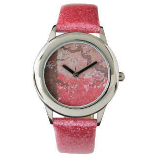 Japanese Spring lady's watch by Stefan Duncan