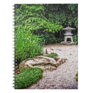 Japanese Stone Lantern Journals