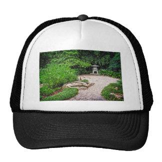 Japanese Stone Lantern Trucker Hat