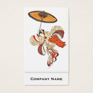 Japanese Style 10 • Elegant Business Card