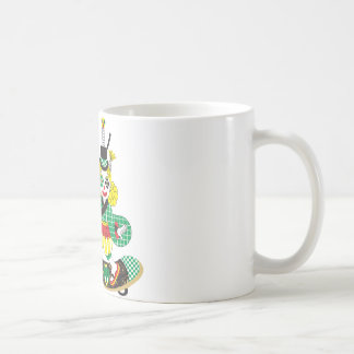 Japanese-style clown colorful (JAPANESE STYLE Coffee Mug