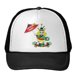 Japanese-style clown colorful (JAPANESE STYLE Trucker Hat