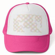 Japanese-style Shippo Pattern cap