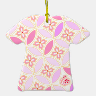 """Japanese-style Shippo Pink """"Lucky charm"""" ornament"""
