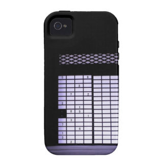 Japanese Sudoku Paper Window Case-Mate iPhone 4 Covers