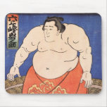 Japanese Sumo Mouse Pad