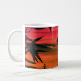Japanese Sunset Coffee Mug