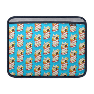 Japanese sushi night for the cute French Bulldog MacBook Sleeve