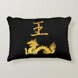 Japanese Symbol: King Decorative Pillow