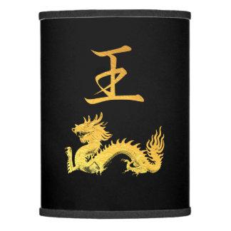 Japanese Symbol: King Lamp Shade