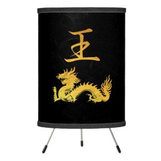 Japanese Symbol: King Tripod Lamp