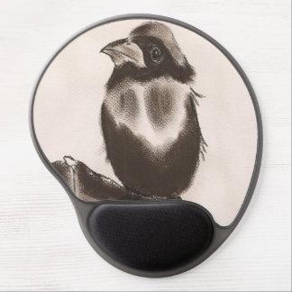 JAPANESE SYTLE BIRD GEL MOUSE PAD