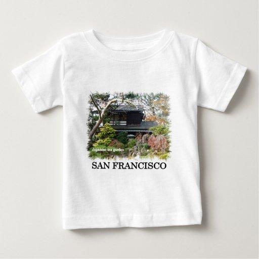 Japanese Tea Garden Baby T-Shirt