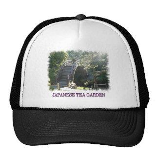 Japanese Tea Garden Bridge Trucker Hat