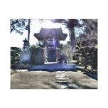Japanese Tea Garden Gateway Canvas Prints