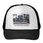 Japanese Tea Garden Gateway Trucker Hat