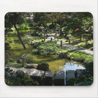 Japanese Tea Garden In Golden Gate Park Mouse Pad