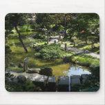 Japanese Tea Garden In Golden Gate Park Mousepads