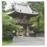 Japanese Tea Garden in San Francisco Cloth Napkin