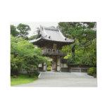 Japanese Tea Garden in San Francisco Doormat