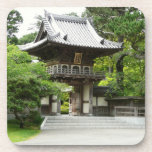 Japanese Tea Garden in San Francisco Drink Coaster