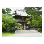 Japanese Tea Garden in San Francisco Photo Print
